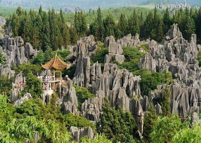 Vườn đá Thạch Lâm