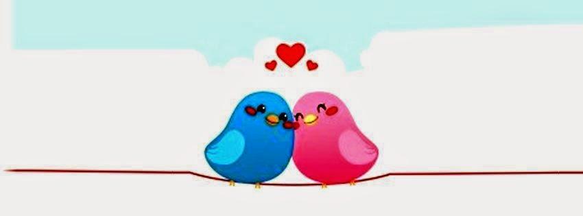 Une magnifique couverture facebook deux amour
