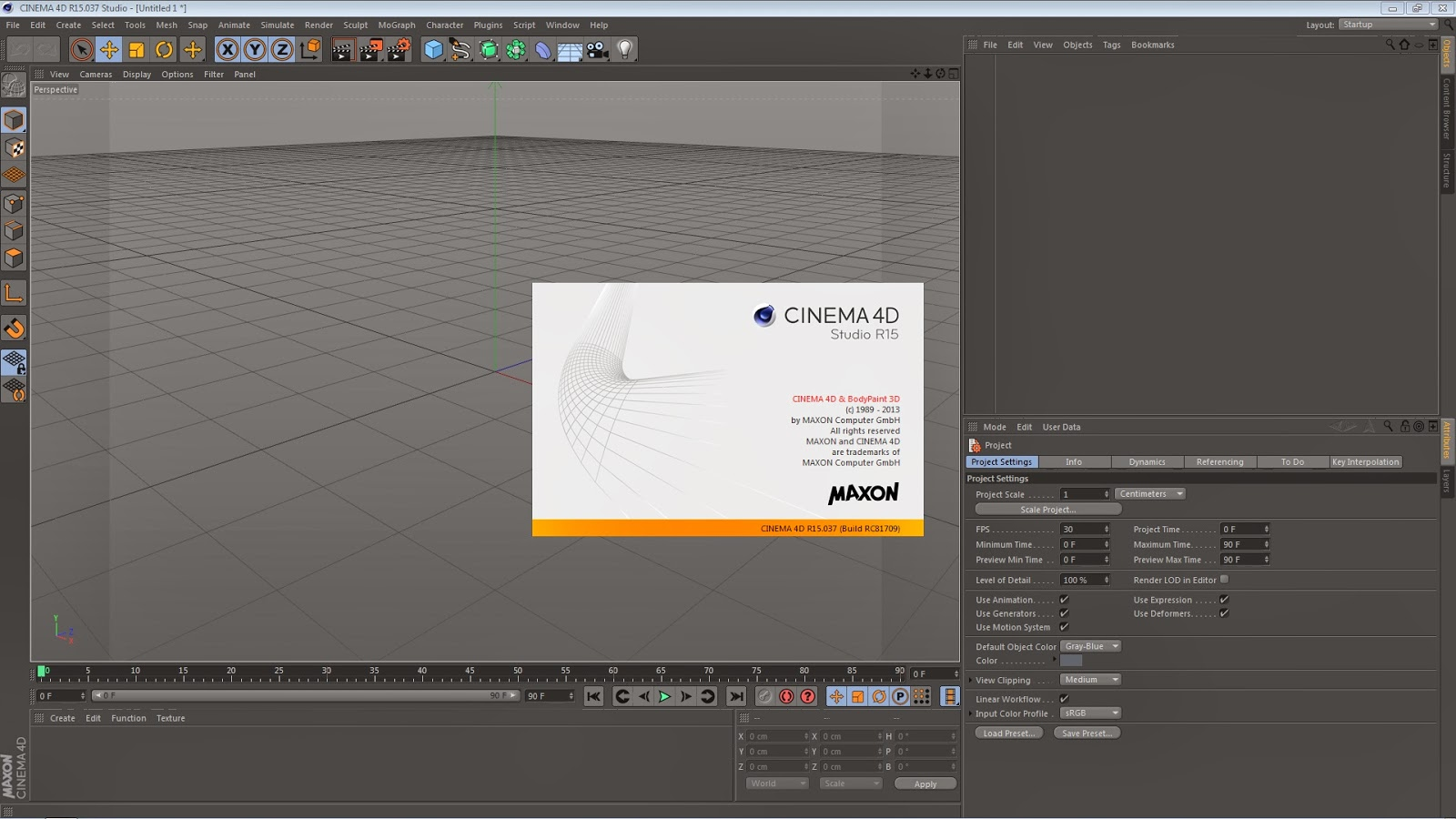 Cinema 4D Full Torrent İndir