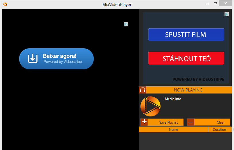 MixVideoPlayer (Virus)