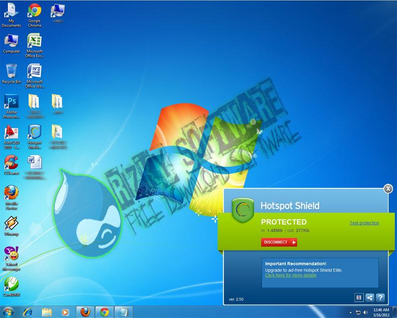 Download Hotspot Shield 3.42 Terbaru