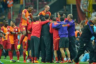 Akhisar 2-1 Galatasaray Maçının Özeti.
