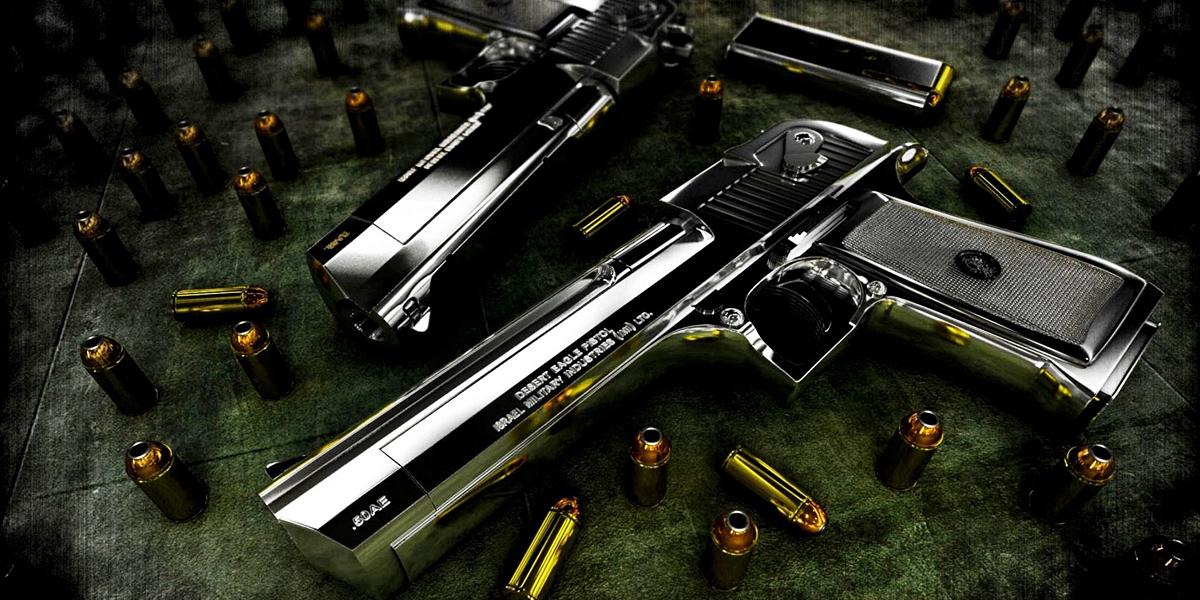 Guns Ammunition l 300+ Muhteşem HD Twitter Kapak Fotoğrafları