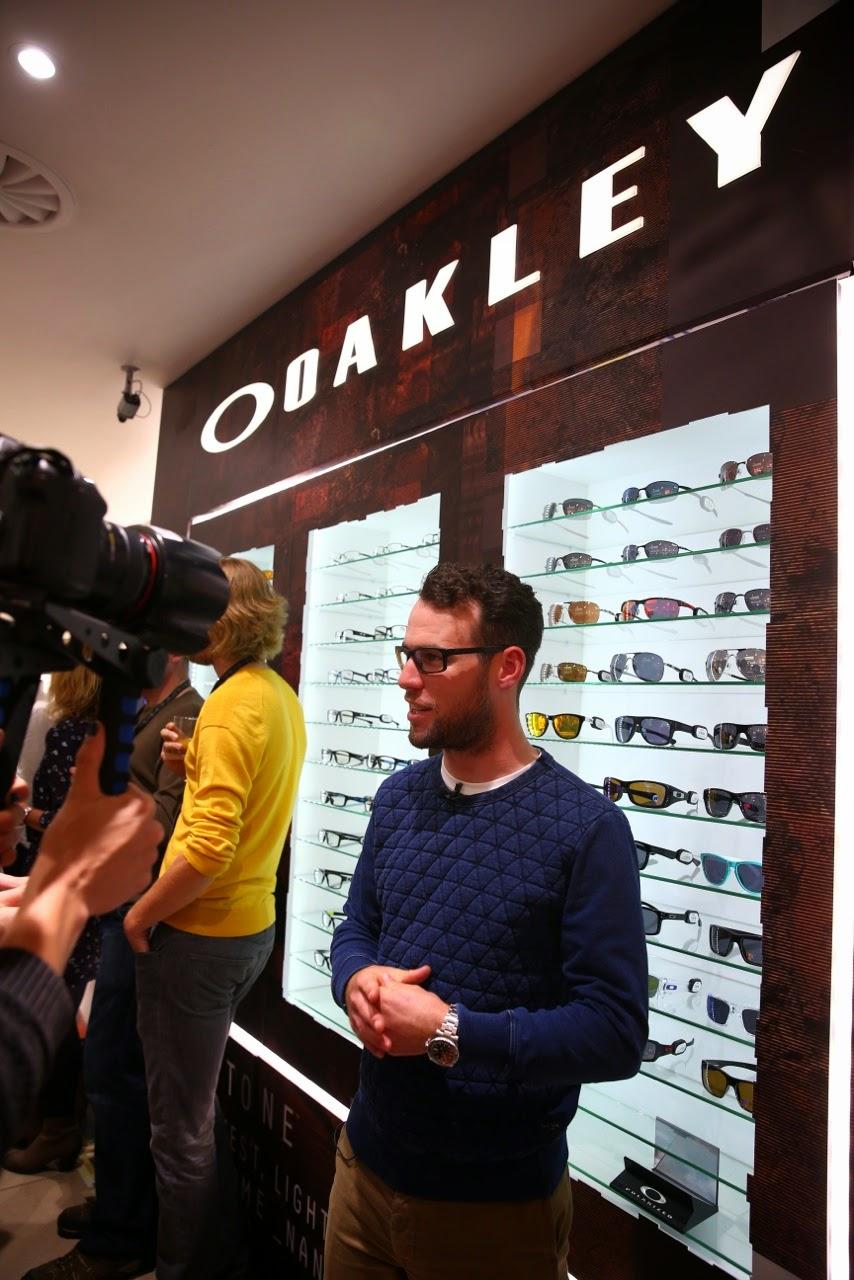 51e657f051 Mark Cavendish Oakley Reading Glasses « Heritage Malta