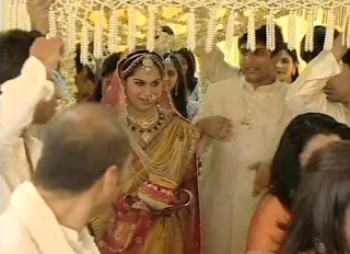 Ram Charan and Upasana Kamineni marriage photos
