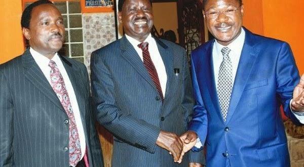 Cord Priciples Raila Odinga