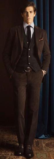 trajes hombre Massimo Dutti