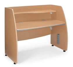 Modular Privacy Desk