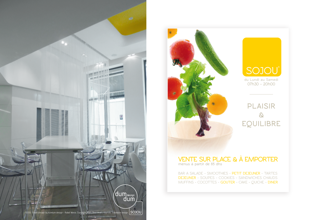 Dumdum design 2011 16 sojou fooding concept casablanca for Conception cuisine casablanca