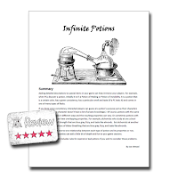 Frugal GM Review: Infinite Potions