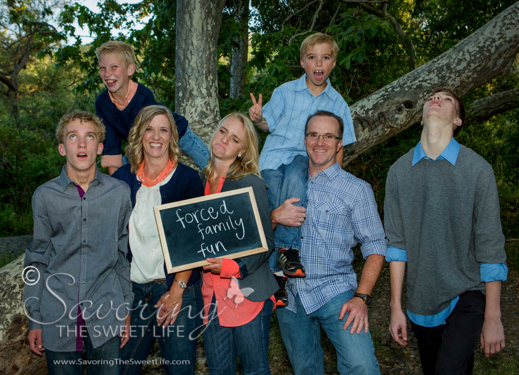 See What I Mean By A Fun Family