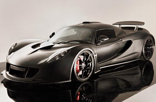 Gambar Mobil Keren Mewah - Hennessey Venom GT