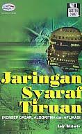 AJIBAYUSTORE  Judul Buku : Jaringan Syaraf Tiruan (Konsep Dasar, Algoritma dan Aplikasi) Pengarang : Andri Kristanto Penerbit : Gava Media