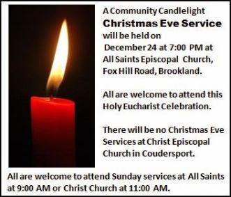 12-24 Christmas Eve Service
