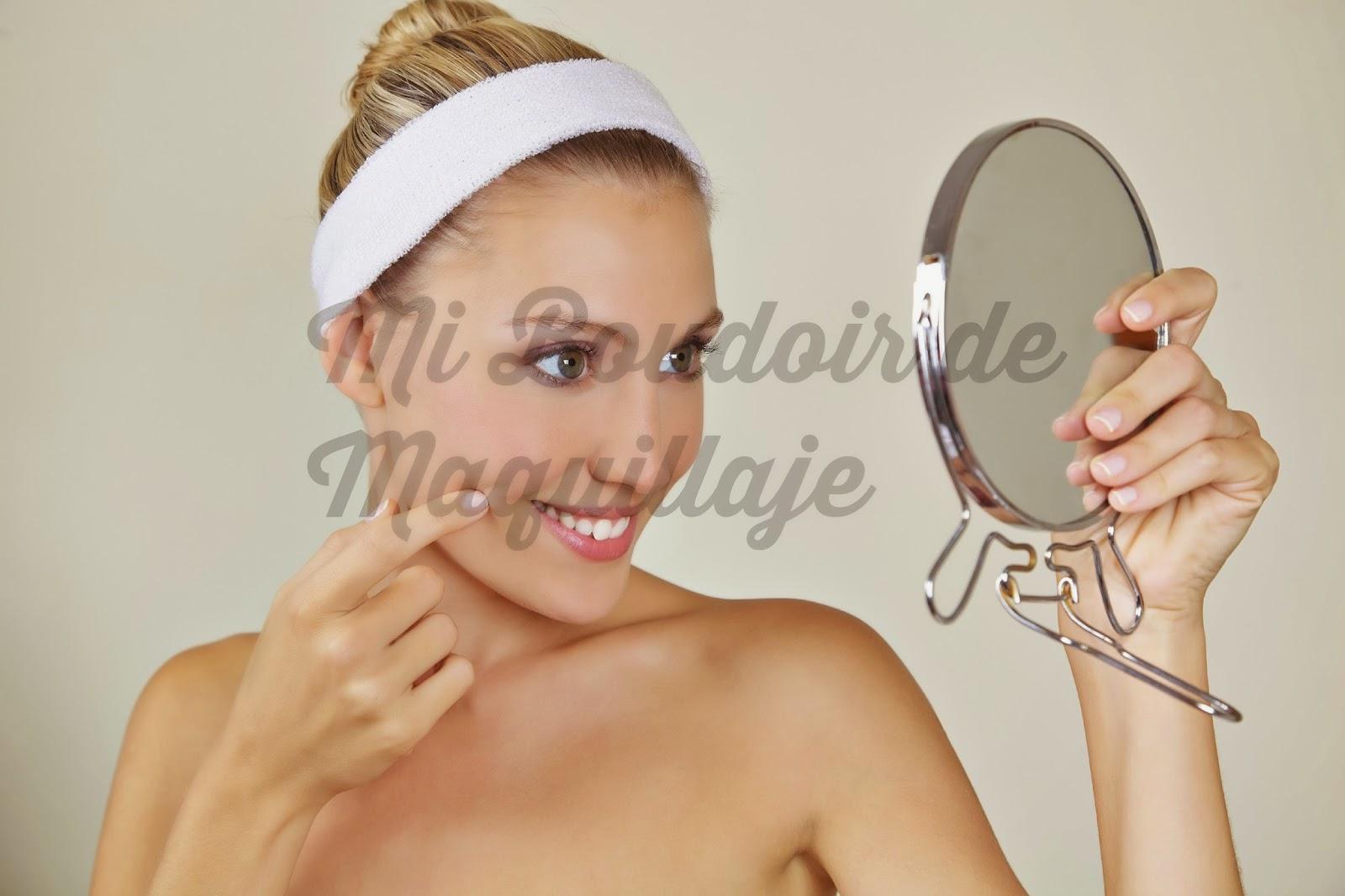 Skincare cuidado facial