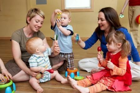 actividad musical para niños en inglés