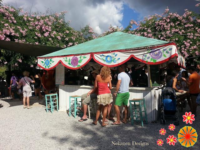 blogger traveller octubre. Mercadillos.Las Dalias Ibiza