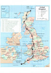 Deloitte Ride Across Britain 2012