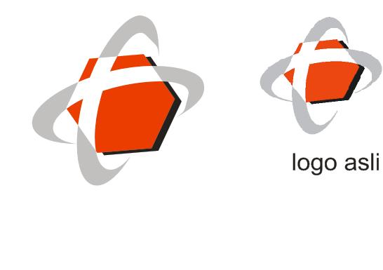 tutorial coreldraw membuat logo telkomsel s h a