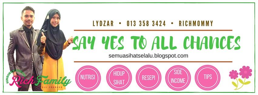 Anggun Berjaya Bahagia by Lydzar