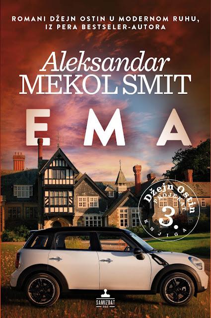 """""""Ema"""" - novi roman u izdanju """"Samizdata B92"""""""