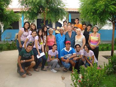Juventude Missionária e os jovens de coração