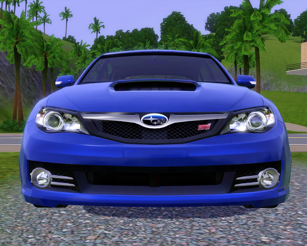 my sims 3 blog 2008 subaru impreza wrx sti by fresh prince. Black Bedroom Furniture Sets. Home Design Ideas