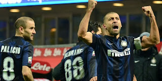 Video Gol Inter Milan vs Sassuolo 10 Februari 2014