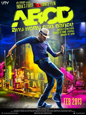 Anybody Can Dance- ABCD