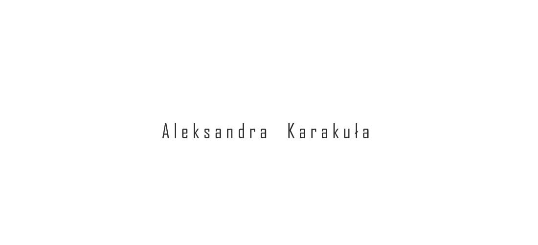 Aleksandra Karakuła