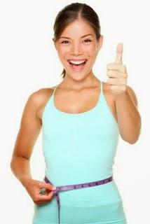 langsing alami, cara kurus badan dengan cepat, cara menguruskan tubuh cepat herbal alami