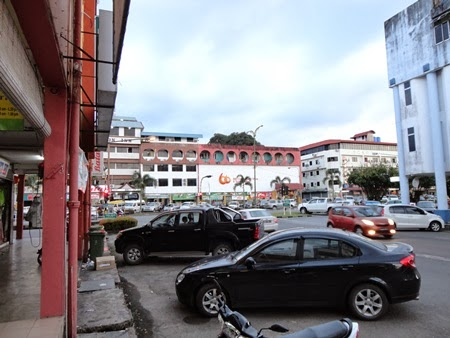 Gambar sekitar Bandar Sarikei