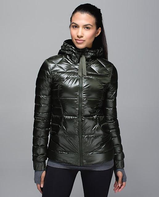 lululemon fluffin-awesome-shine jacket
