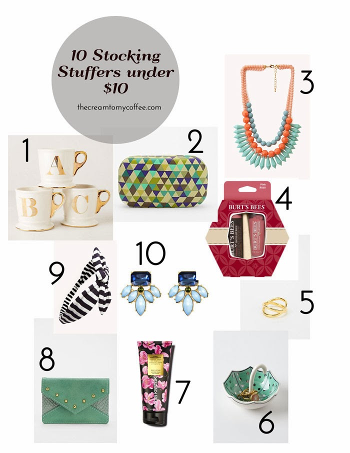 10 stocking stuffers under 10 for the ladies the cream to my coffee. Black Bedroom Furniture Sets. Home Design Ideas