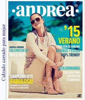 Catalogo Andrea Cerrado Verano 2015