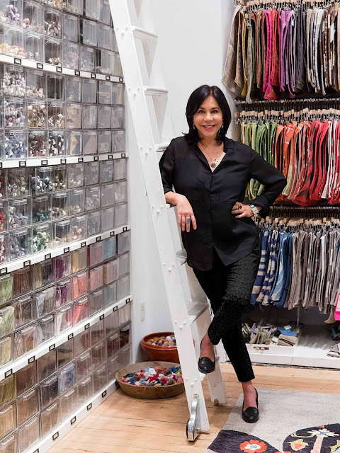 And Exclusive News For The Style Saloniste Readers On September 10 Madeline Weinrib Will Open A Special Pop Up Shop At Barneys New York Madison Avenue