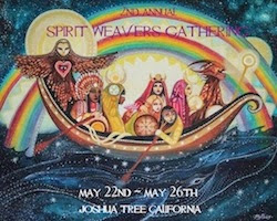 SPRING SPIRIT WEAVERS GATHERING!      May 22nd~May 26th, 2014