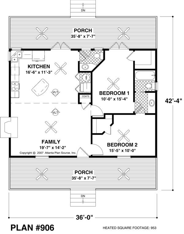 Small House Plans 11