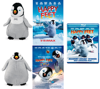 Happy Feet Two IMAX prize pack
