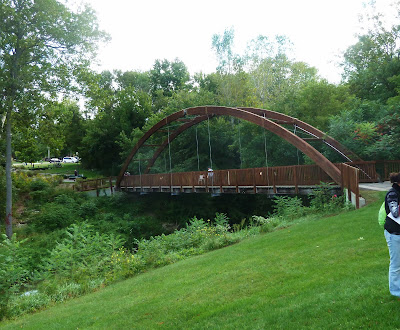 Our Small Town Bridge Walk