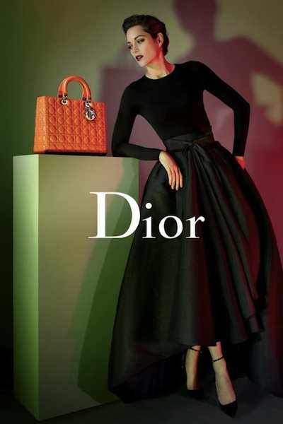 Marion Cotillard - Dior