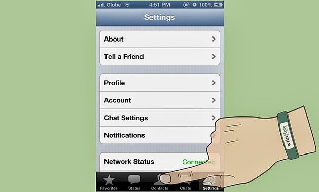 how to change contact name on whatsapp