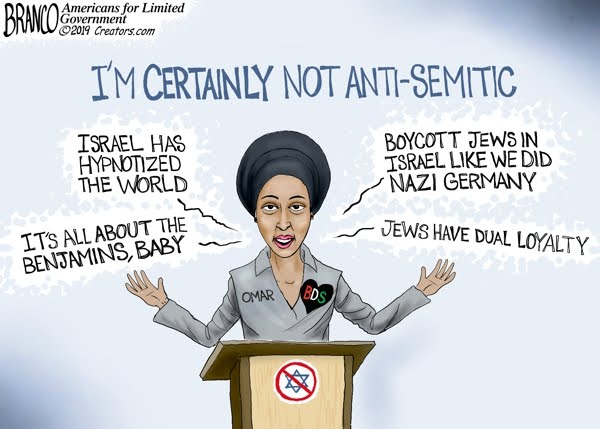 Not Anti-Semitic?