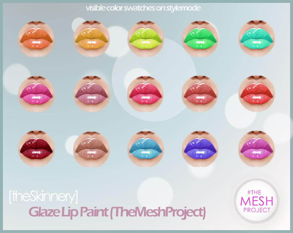 Image Result For Glaze Paint Colors