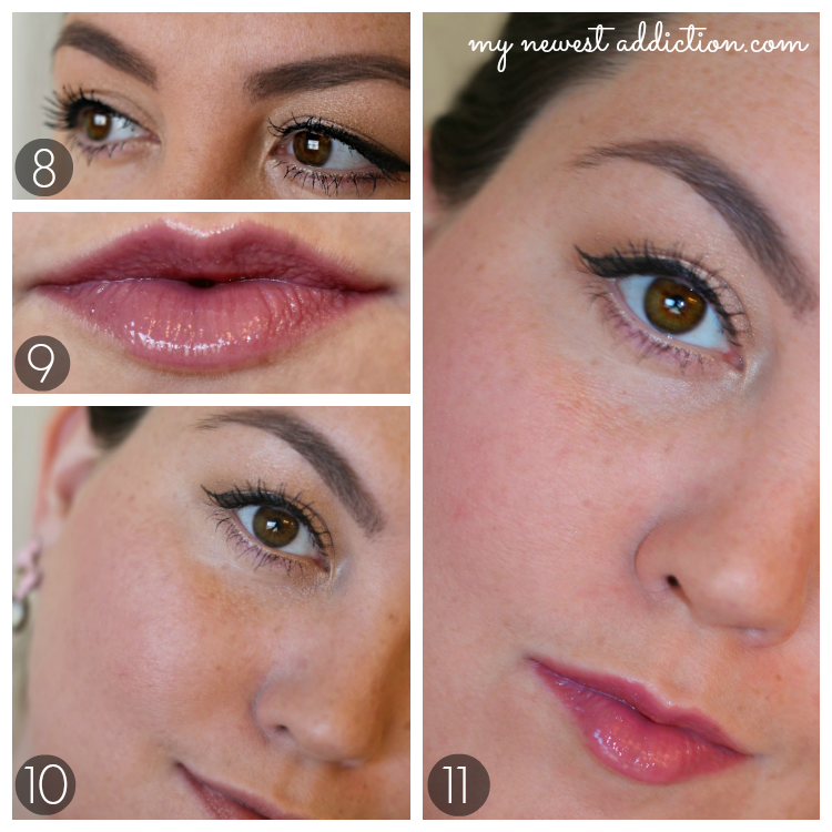 q makeup natural date a clean tip and you may    any take perfect, is one smudges No up tutorial