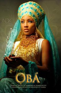 Oba Orisha