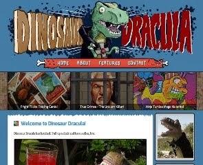 Dinosaur Dracula