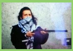 El atacante de Ottawa, religioso y con antecedentes penales.