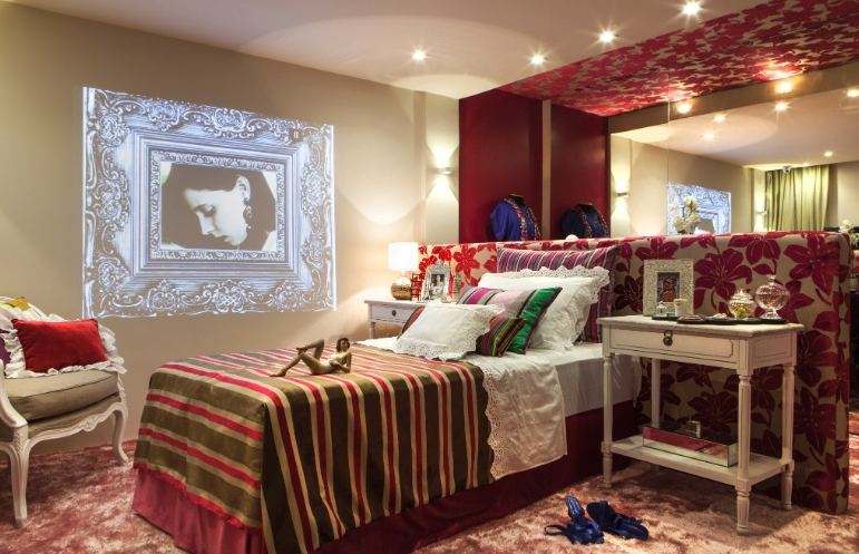 decoracao kitnet feminino – Doitricom