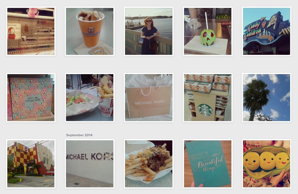 Travel Instagram Ideas